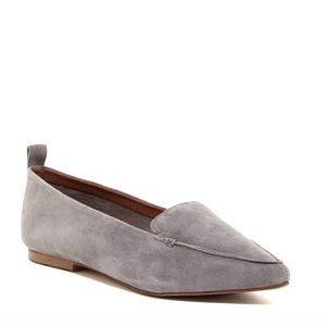 Jeffrey Campbell Vionnet Pointed Toe Leather Flat